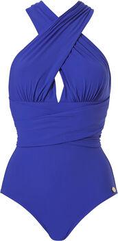 Wow Multiway badpak Dames Blauw