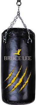 BRUCELEE bruce lee boxing bag 80cm filled with chain Zwart
