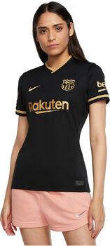Nike FC Barcelona Stadium uitshirt Dames Zwart