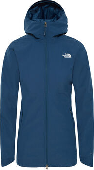The North Face Hikesteller Parka Shell jas Dames Blauw