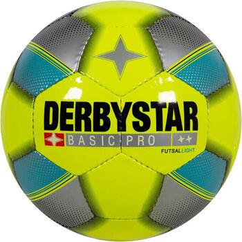 Derbystar Futsal Basic Pro Light voetbal Geel