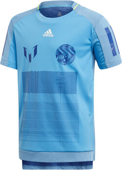 ADIDAS Messi Icon shirt Blauw