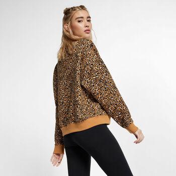 Nike Sportswear sweater Dames Grijs