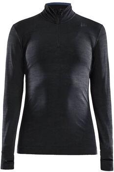 Craft Fuseknit Comfort vest Dames Zwart
