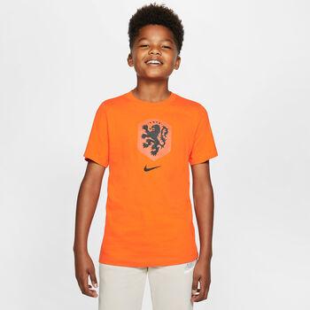 Nike Nederland kids shirt Oranje
