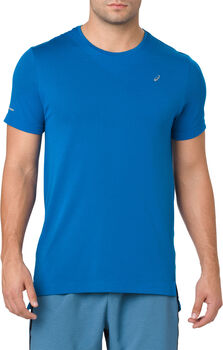 Asics Seamless shirt Heren Blauw