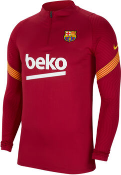 Nike FC Barcelona Strike Drill top Heren Rood