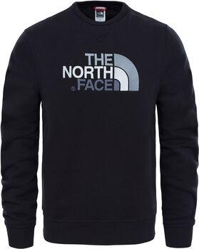 The North Face Drew Peak Crew sweater Heren Zwart