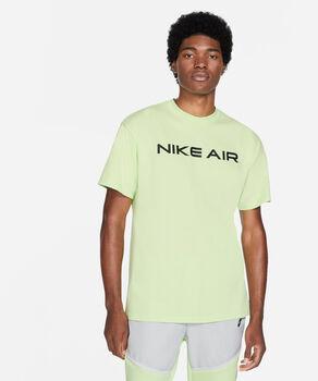 Nike Air t-shirt Heren Groen