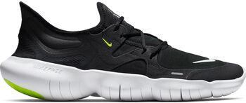 Nike Free Run 5.0 hardloopschoenen Heren Zwart