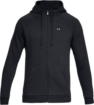 Under Armour Rival Fleece sweater Heren Zwart