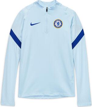 Nike Chelsea FC Strike Drill kids top 20/21 Jongens Blauw