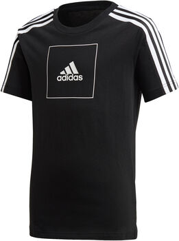 ADIDAS Athletics Club shirt Jongens Zwart