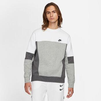 Nike Sportwear sweater Heren Wit