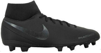 Nike Phantom Vision Club Dynamic Fit MG voetbalschoenen Heren Zwart