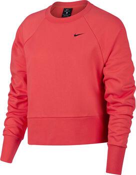 Nike Dri-FIT sweater Dames Oranje