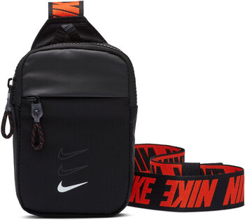 nike advance small hip pack Zwart