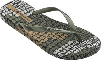 Ipanema I Love Safari slippers Dames Groen