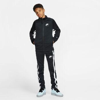 Nike Air  Tracksuit Jongens Zwart