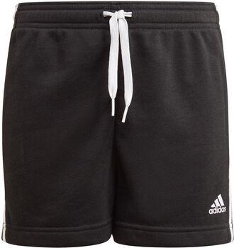 adidas Essentials 3-Stripes Short Meisjes Zwart