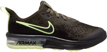 Nike Air Max Sequent 4 sneakers Jongens Groen