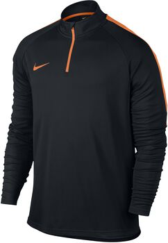 Nike Drill Academy sweater Heren Zwart