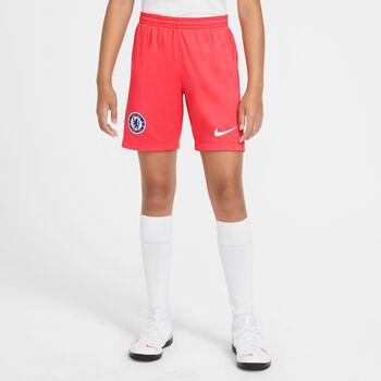 Nike Chelsea FC Stadium kids derde short 20/21 Jongens Rood