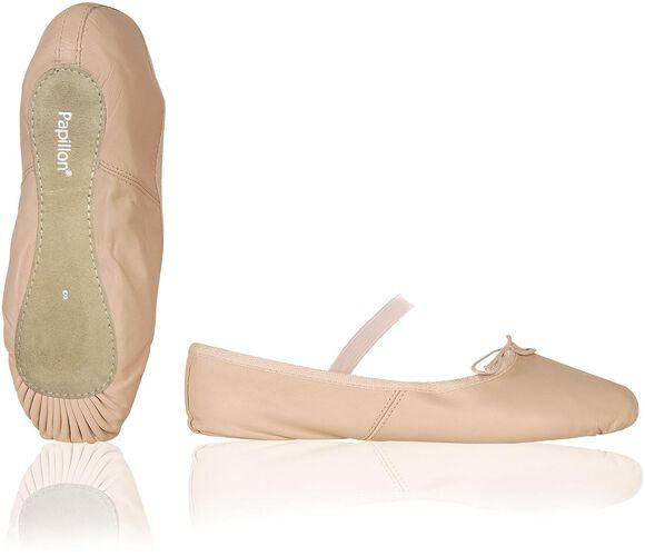 balletschoen leer