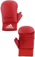 ADIDASBOXING WKF karatehandschoenen met duim Heren Rood