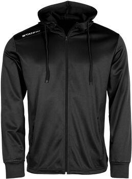 Stanno Field Hooded Full-Zip hoodie Heren Zwart