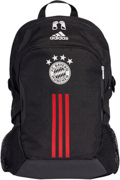 adidas FC Bayern München rugzak Zwart