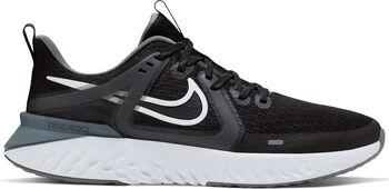 Nike Legend React 2 hardloopschoenen Heren Zwart
