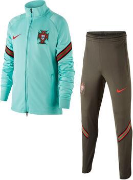 Nike Portugal Strike Trainingspak Jongens Groen