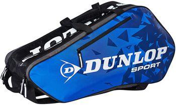 Dunlop Tour 6 racket tas Blauw