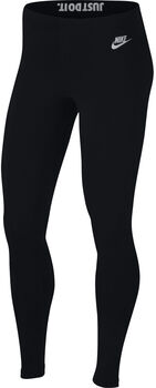Nike Leg-A-See JDI broek Dames Zwart