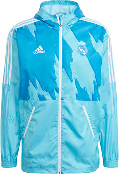 adidas Real Madrid Windjack Heren Oranje