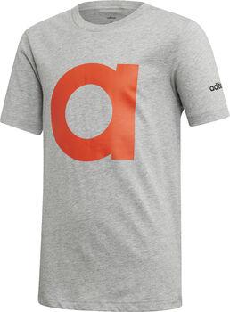 ADIDAS Essentials shirt Jongens Grijs