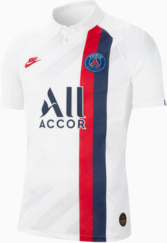 Nike Paris Saint-Germain Vaport Match shirt 2019-2020 Wit
