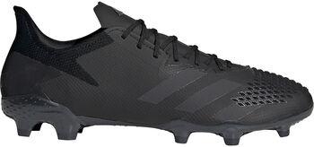 adidas Predator 20.2 FG voetbalschoenen Heren Zwart