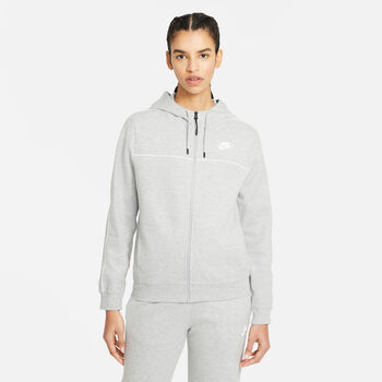Nike Sportswear Millen sweater Dames Grijs