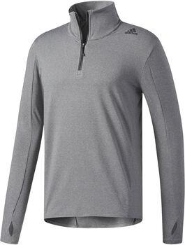 Adidas Supernova 1/2 Zip shirt Heren Zwart