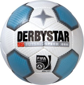Derbystar Futsal Speed Wit