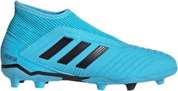 ADIDAS Predator 19.3 II FG voetbalschoenen Jongens Blauw