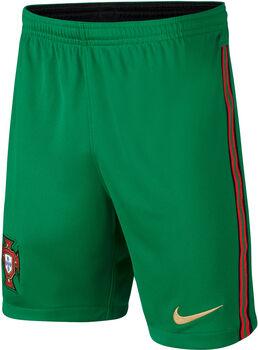 Nike Portugal 2020 Stadium kids thuisshort Groen