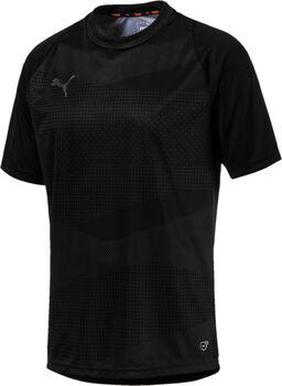 Puma FTBLNXT Graphic Core shirt Heren Zwart