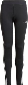 adidas Designed 2 Move 3-Stripes Legging Zwart