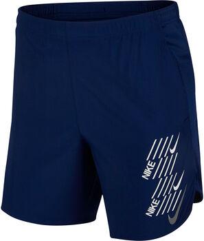 "Nike Challenger 7"""" short Heren Blauw"
