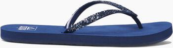 Reef Stargazer slippers Dames Blauw