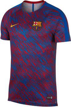 Nike FC Barcelona Dry Squad shirt Heren Blauw