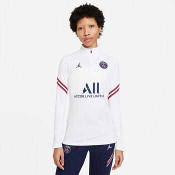 Nike Paris Saint-Germain Strike Drill top 21/22  Dames Wit